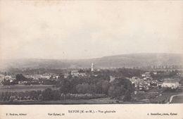 Cp , 54 , BAYON , Vue Générale - Other Municipalities