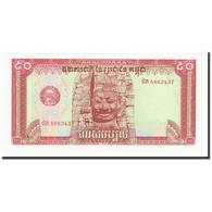 Cambodge, 50 Riels, 1979, KM:32a, NEUF - Cambodia