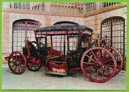 Coche Do Rei Filipe II De Espanha The Coach Of King Philip II Of Spain Carrosse Du Roi Philippe II D'Espagne XVIe S. - Taxis & Droschken