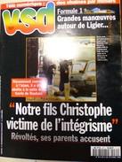 Revue VSD N° 971(4 Au 10/04/96).  Scan Couverture Et Programme (Intégrisme - Ligier - Jean-Paul II...) - Gente