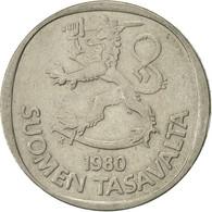 Finlande, Markka, 1980, TTB, Copper-nickel, KM:49a - Finlande