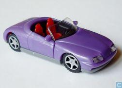 Roodster 1997 / Le Mans + BPZ - Maxi (Kinder-)