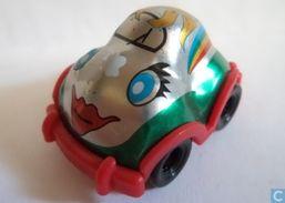 Traumreise über Den Regenbogen 1999 / Auto 2 + BPZ - Maxi (Kinder-)