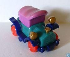 Schnauferl Spazeirfahrt 2000 / Auto 1 + BPZ - Maxi (Kinder-)