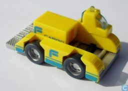 Ferraeroport Fahrzeuge 2000 / Container Transporter + BPZ - Maxi (Kinder-)