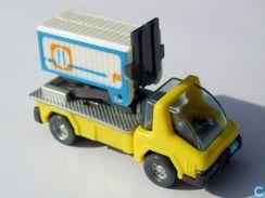 Ferraeroport Fahrzeuge 2000 / Hubcontainer + BPZ - Maxi (Kinder-)