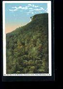 CPA      Franconia Notch   White Mountains  : Carte écrite - White Mountains