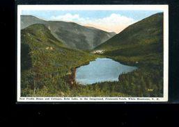 CPA      Franconia Notch   White Mountains  : Carte écrite  1920 - White Mountains