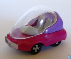 Die Mini Flitzer /  Vision + BPZ - Maxi (Kinder-)