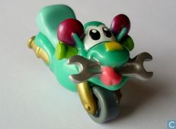 Familie Vollgas 1999 / Haustier Biky + BPZ - Maxi (Kinder-)