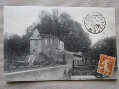 Boulay. Une Vue Sur Le Weiher. Imp Leon Louis. Postmarked 1928. - Boulay Moselle