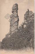 Landévennec (29) - Le Moine, Roche Légendaire De Penforn (Circulé En 1905) - Landévennec