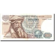 Belgique, 1000 Francs, 1973, KM:136b, 1973-03-02, TTB - 1000 Francos