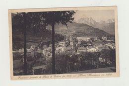 PIEVE DI CADORE CON MONTE MARMAROLE - NON VIAGGIATA - ITALY POSTCARD - Belluno