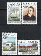Samoa 1994. Yvert 792-95 ** MNH. - Samoa