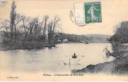 95 - HERBLAY : L'Embouchure Du Petit Bras - CPA - Val D'Oise - Herblay