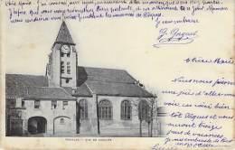 95 - GROSLAY : Vue De L'Eglise - CPA - Val D'Oise - Groslay