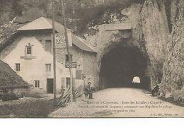 38    Massif De La Chartreuse      Route Des échelles à Chambéry   (tunnel) - Chartreuse