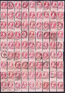 België Nr 74 Varia Nuance En Stempels,zeer Mooi Lot 3616, KOOPJE ,   Zie Ook Andere Mooie Loten - 1905 Grosse Barbe