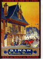 CP22615 - DINAN - La Vieille Maison, Sur Le Quai De La Rance - Dinan