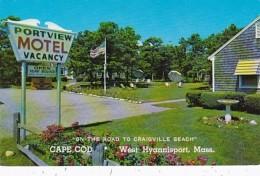 Massachusetts Cape Cod West Hyannisport Portview Motel - Cape Cod