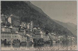 Lago Di Lugano - Gandria - Photo: Wehrli - TI Tessin