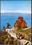 Macedonia Ohrid 1976 / Ohrid Lake / St. Jovan's Kameo Monastery / Monument - Macedonia