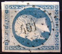 PC 401 - BITCHE - MOSELLE - 1849-1876: Periodo Clásico