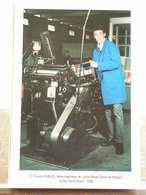 FRANCK KHALED, ELEVE IMPRIMEUR DU LYCEE ALFRED COSTES DE BOBIGNY (93) - 1989 - 300 EX./ ETAT NEUF - Bobigny