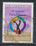 °°° BURKINA FASO - Y&T N°1306 - 2004 °°° - Burkina Faso (1984-...)