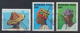°°° BURKINA FASO - Y&T N°1313/14/16 - 2005 °°° - Burkina Faso (1984-...)
