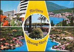 Montenegro Herceg Novi,  Hercegnovi 1973 / Hotels - Montenegro