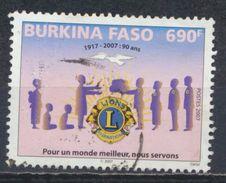 °°° BURKINA FASO - Y&T N°1338 - 2007 °°° - Burkina Faso (1984-...)