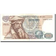 Belgique, 1000 Francs, 1973, KM:136b, 1973-02-28, TTB - [ 2] 1831-... : Belgian Kingdom