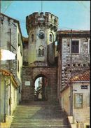 Montenegro Herceg Novi,  Hercegnovi 1968 / Clock Tower - Montenegro
