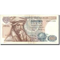 Belgique, 1000 Francs, 1973, KM:136b, 1973-01-08, TTB - [ 2] 1831-... : Belgian Kingdom