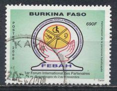 °°° BURKINA FASO - Y&T N°1353 - 2008 °°° - Burkina Faso (1984-...)