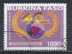 °°° BURKINA FASO - Y&T N°1357 - 2009 °°° - Burkina Faso (1984-...)