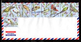 2000    R.D.C Colibris, 1877 / 1885 Sur Enveloppe - Kolibries
