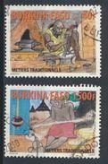 °°° BURKINA FASO - Y&T N°1364/66 - 2009 °°° - Burkina Faso (1984-...)