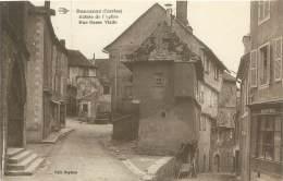 19 - DONZENAC - Entrée De L'Eglise - Rue Basse Visile - Frankrijk