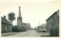 POPPEL - Kerk En Gemeenteschool - Belgique