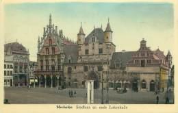 MECHELEN - Stadhuis En Oude Lakenhalle - Mechelen