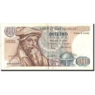 Belgique, 1000 Francs, 1973, KM:136b, 1973-02-21, TTB - [ 2] 1831-... : Belgian Kingdom
