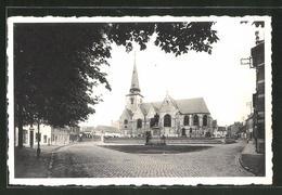 AK Meise, St-Martinuskerk, Belaard 47 Klokken - Meise