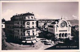 Lausanne, Synagogue (519b) - VD Vaud