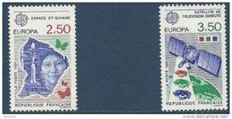 "FR YT 2696 & 2697 "" EUROPA "" 1991 Neuf** - France"