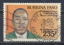 °°° BURKINA FASO - Y&T N°321 PA - 1988 °°° - Burkina Faso (1984-...)