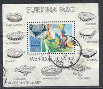 °°° BURKINA FASO - Y&T N°45 BF - 1994 °°° - Burkina Faso (1984-...)