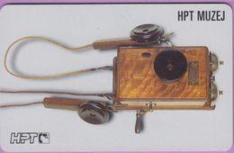 Télécarte Croatie - HPT Muzej - Téléphone 1897 - Croatie